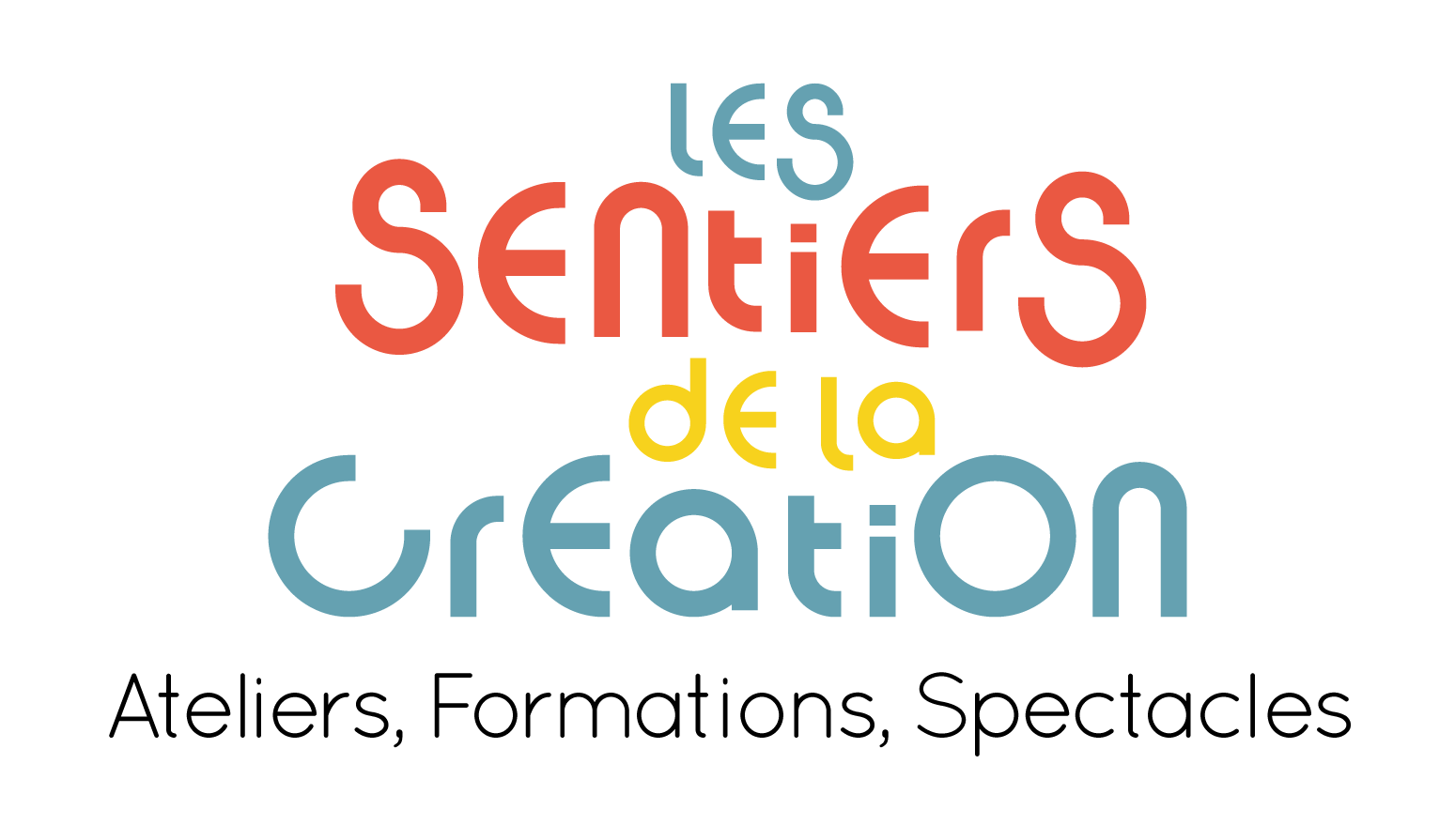 Logo Les sentiers de la creation